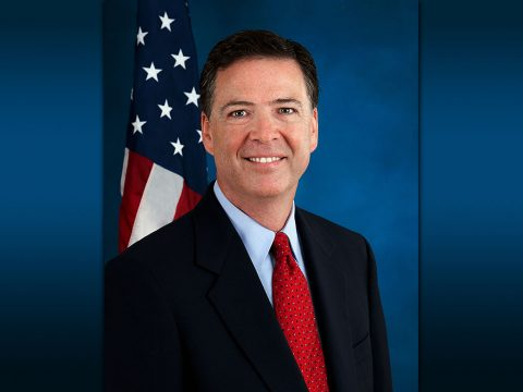 FBI Director James B. Comey