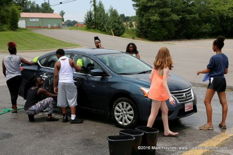 LEAP Youth Car Wash and Bake Sale will be held this Friday at behind LEAP Plaza.