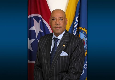 Mark Gwyn has been named director of the Tennessee Bureau of Investigation