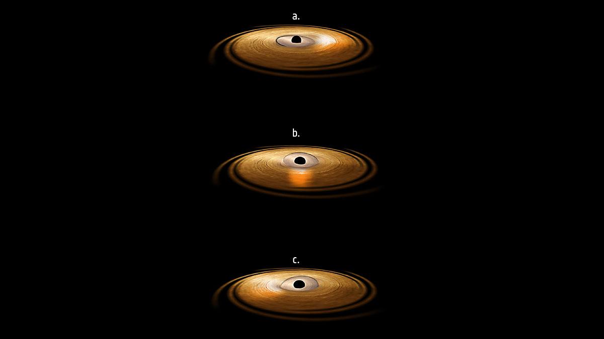 NASA reports discovery of a Gravitational Vortex around a ...