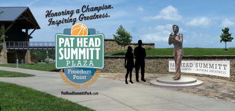 Pat Head Summit Plaza