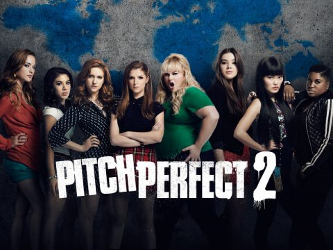 Pitch Perfect 2 to be shown this Saturday, July 23rd at the Liberty Park Amphitheater.