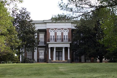 City of Clarksville receives $24,600 grant from Tennessee Historical Commission for restoration of Smith-Trahern Mansion.