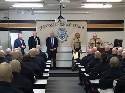 Tennessee Highway Patrol to begin accepting Trooper Cadet Class applications August 3rd.