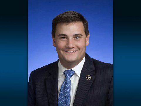 Tennessee Republican Party Chairman Ryan Haynes