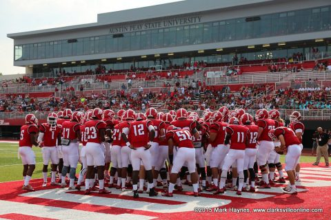 Austin Peay Football to have 17 practices and two scrimmages beginning Saturday.