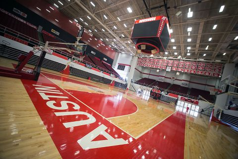Austin Peay Athletics offers free admission with the donation of a toy during the December 14th and 17th Governors Basketball games. (Taylor Slifko, APSU)