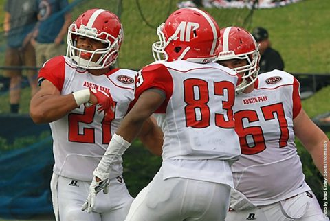 Austin Peay Football kicks off 2016 season at Troy this Saturday, September 3rd. (APSU Sports Information)