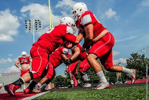 Austin Peay Football continues practice Thursday, August 11th at 8:30am. (APSU Sports Information)