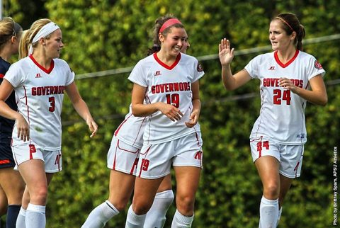 Austin Peay Soccer has opened the 2016 seasons with two straight wins. (APSU Sports Information)