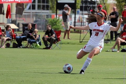Austin Peay Soccer plays Evansville Sunday in home opener. (APSU Sports Information)