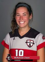 APSU Soccer - McKenzie Dixon