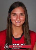 APSU Volleyball - Cecily Gable