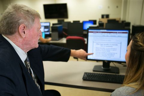 Austin Peay's new graduate healthcare degrees are offered online and can be completed in one year.
