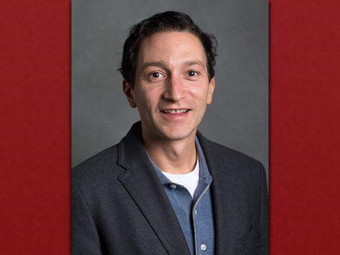 Austin Peay associate professor Dr. Osvaldo Di Paolo Harrison.