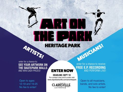 Art on the Park contest