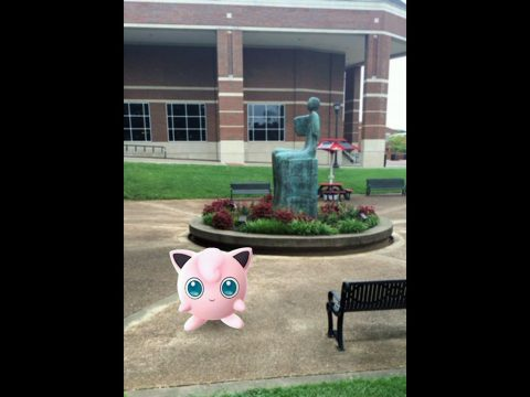 APSU to welcome back Students with Pokemon Go Event.