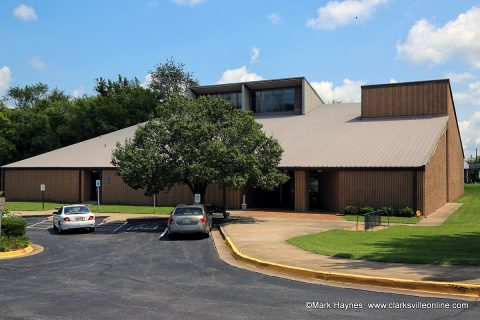 Burt-Cobb Community Center