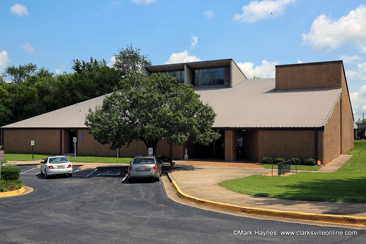 Burt-Cobb Community Center