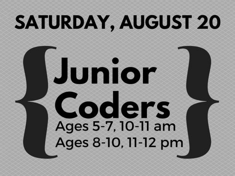 Junior Coders Club