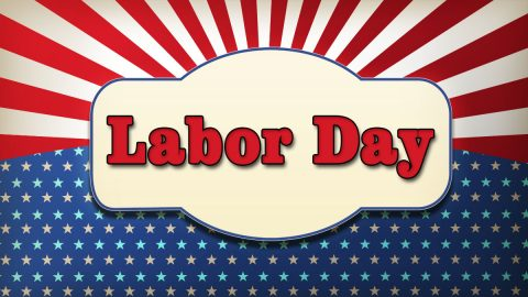 Montgomery County Government Offices to be closed September 2nd for Labor Day.