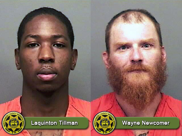 Montgomery County Sheriff's Warrant Wednesday, August 10th