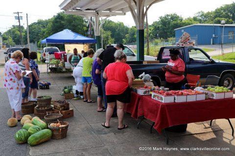 L&N Montgomery County Farmers' Market