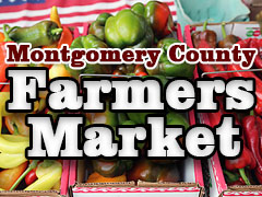 Montgomery County Farmers Market at L&N Train Station
