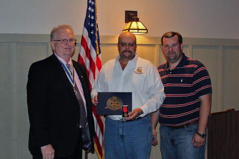 Montgomery County Volunteer Fire Service James Sensing
