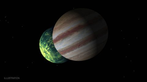 Comparing Jupiter with Jupiter-like planets that orbit other stars can teach us about those distant worlds, and reveal new insights about our own solar system's formation and evolution. (Illustration) (NASA/JPL-Caltech)