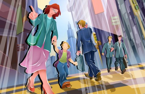 Safety Tips for Pedestrians