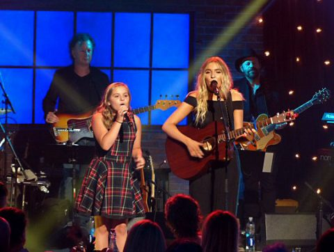 Lennon and Maisy Stella never cease to amaze in Music City.