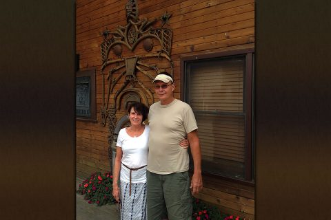 The River's Edge Resort's owners Alan and Lynet Peters-1