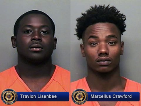 Travion Lisenbee and Marcellus Crawford have been arrested in connection to the aggravated assault that occured in Lincoln Homes.