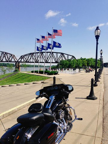 My Harley-Davidson Experience