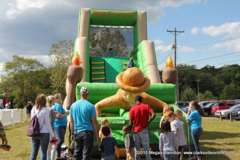 Riverfest Kids Area