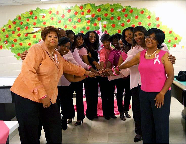 Health systems unite to help breast cancer patients