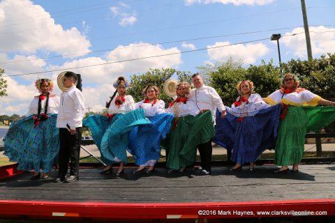 Ballet Folklorico Viva Panama