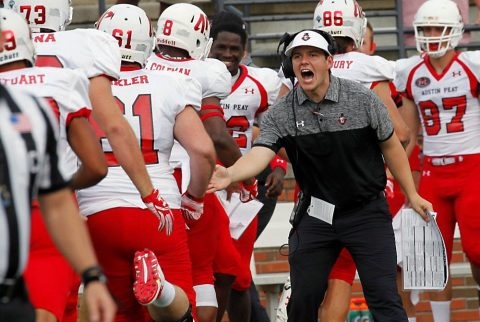 Austin Peay Football hosts Murray State Racers in the Battle of the Border Saturday afternoon. (APSU Sports Information)