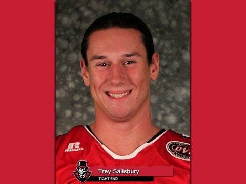 APSU Football - Trey Salisbury