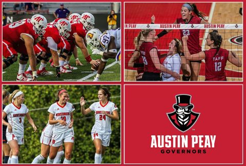 Austin Peay's Football, Volleyball and Soccer Teams face big tests this week.