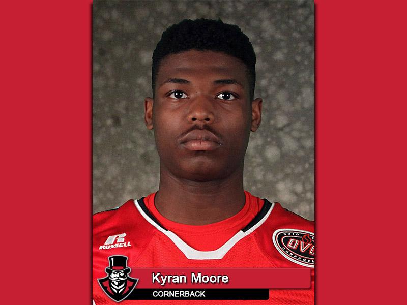 APSU Kyran Moore