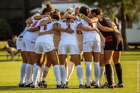 Austin Peay Soccer drops heartbreaker to South Alabama Friday, 1-0. (APSU Sports Information)