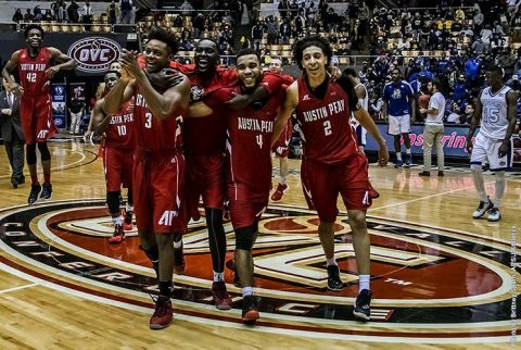 Defending OVC Champions Austin Peay Basketball start practice today. (APSU Sports Information)