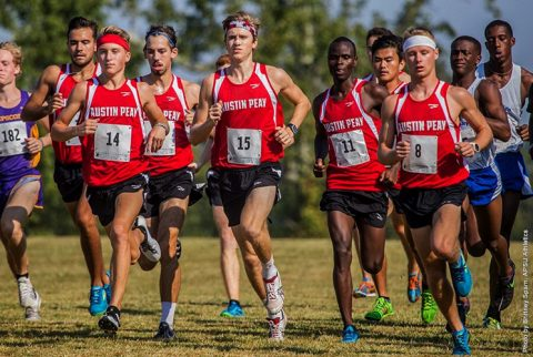 Austin Peay Men's Cross Country places 3rd at APSU Invitational. (APSU Sports Information)