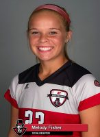 APSU Soccer - Melody Fisher