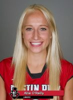 APSU Volleyball - Allie O'Reilly