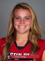 APSU Volleyball - Ginny Gerig