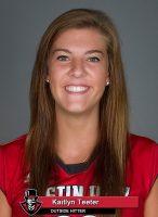 APSU Volleyball - Kaitlyn Teeter