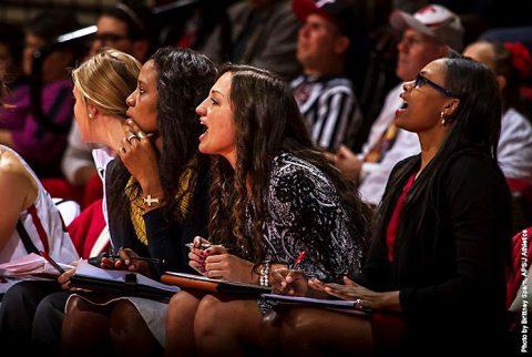 Austin Peay Womens Basketball associate head coach Kayla Oxenrider. (APSU Sports Information)